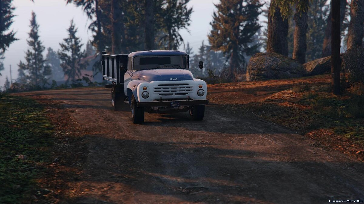 Машина ЗИЛ ZIl 130 [Add-On] 1.0 для GTA 5