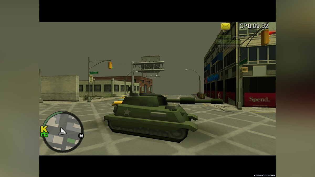 Сохранение Chinatown Wars in Actual 3D для GTA Chinatown Wars