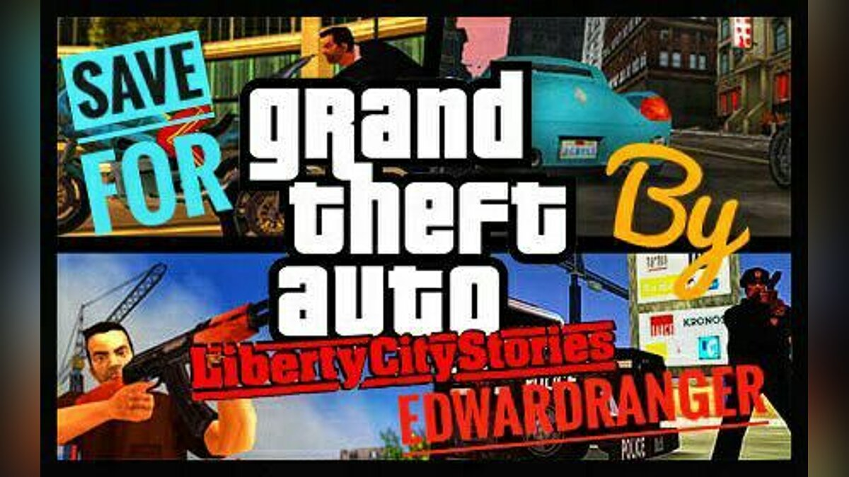 ��охранение 100% Сохранение для GTA Liberty City Stories (iOS, Android) для GTA Liberty City Stories