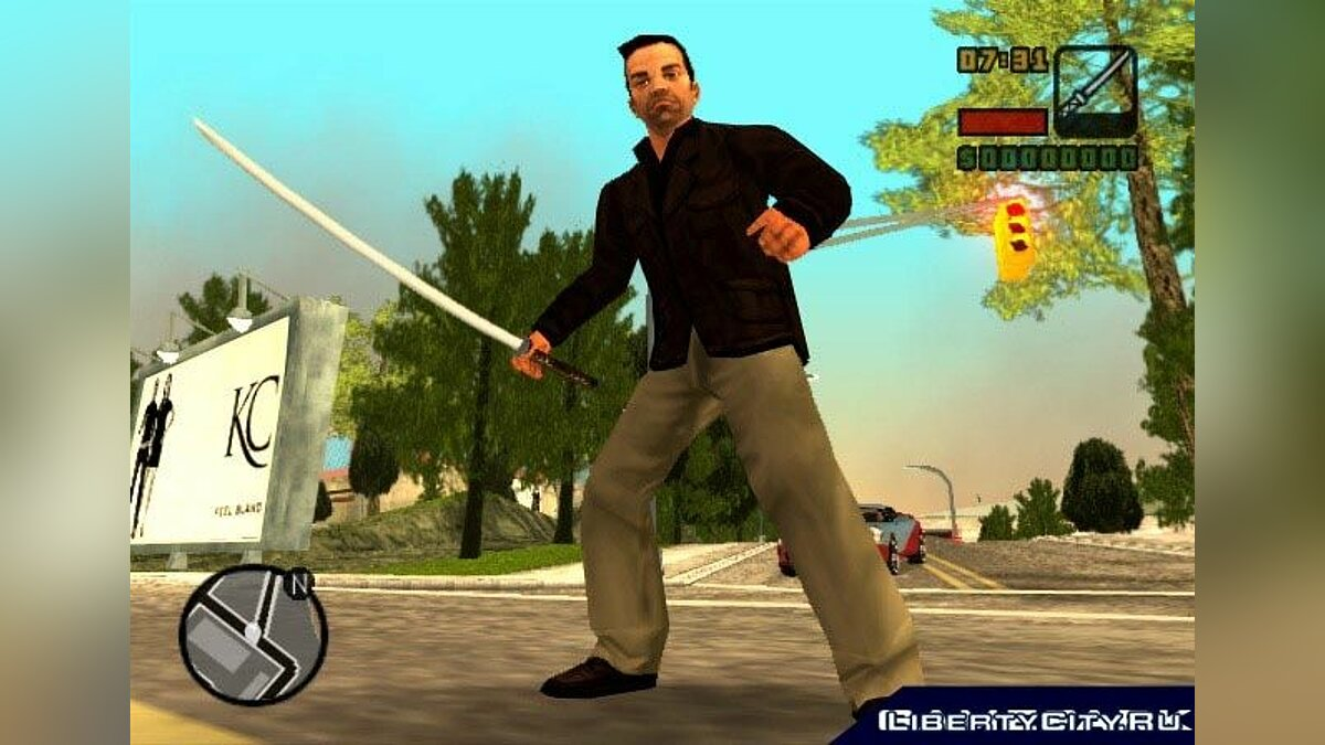 ��охранение Сохранение для GTA Liberty City Stories