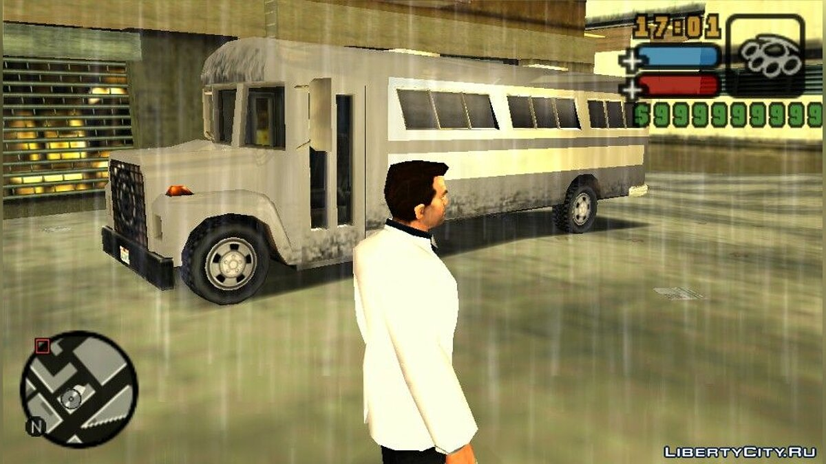 Сохранение GTA LCS Unique Vehicles (PSP) для GTA Liberty City Stories