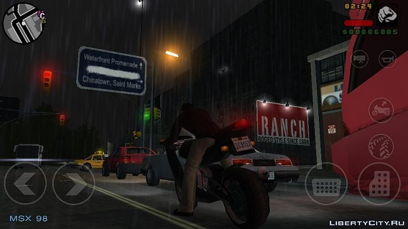 Мод Original PSP Textures for GTA LCS Mobile Android для модмейкеров