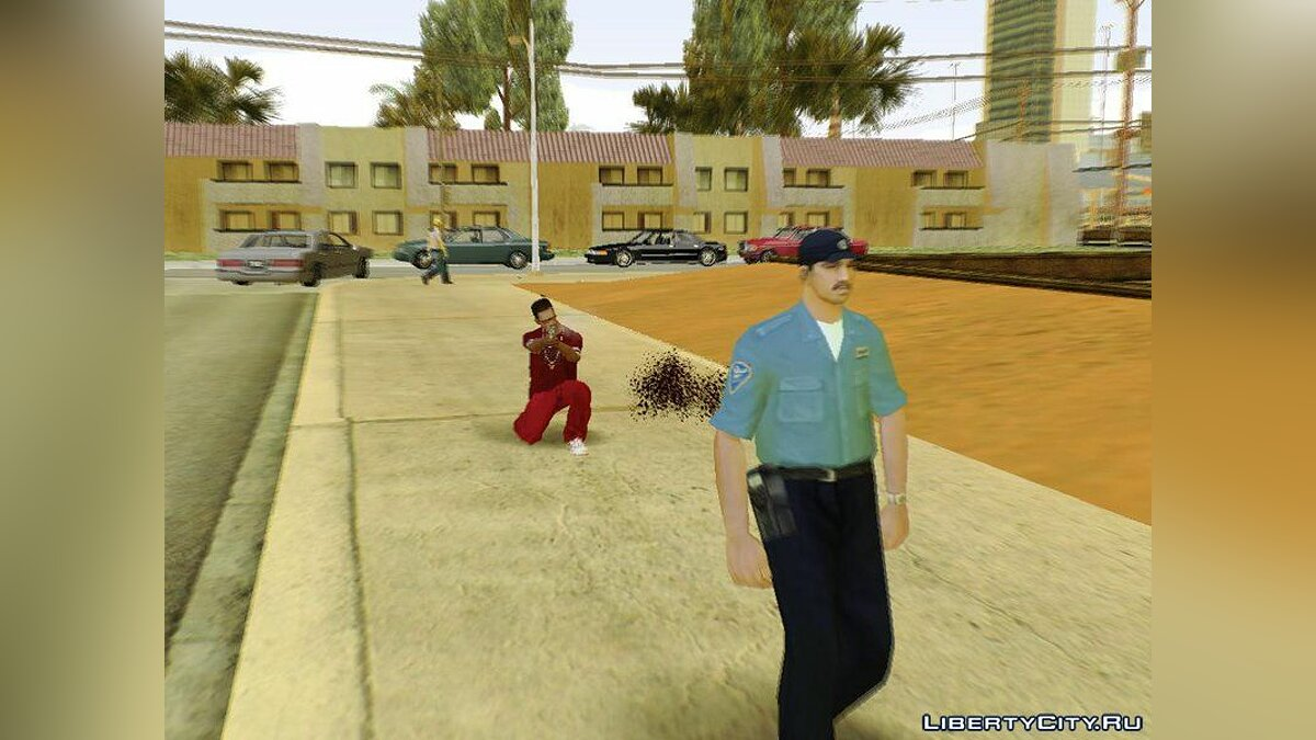 Мод анимаций Ultimate Mix Anims для GTA San Andreas