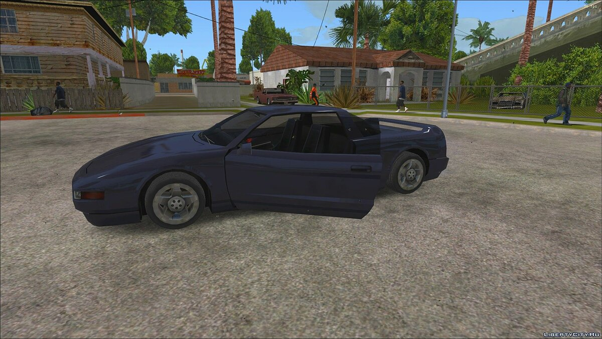 ASI плагин SkyGfx VehiclePipe Settings для GTA San Andreas