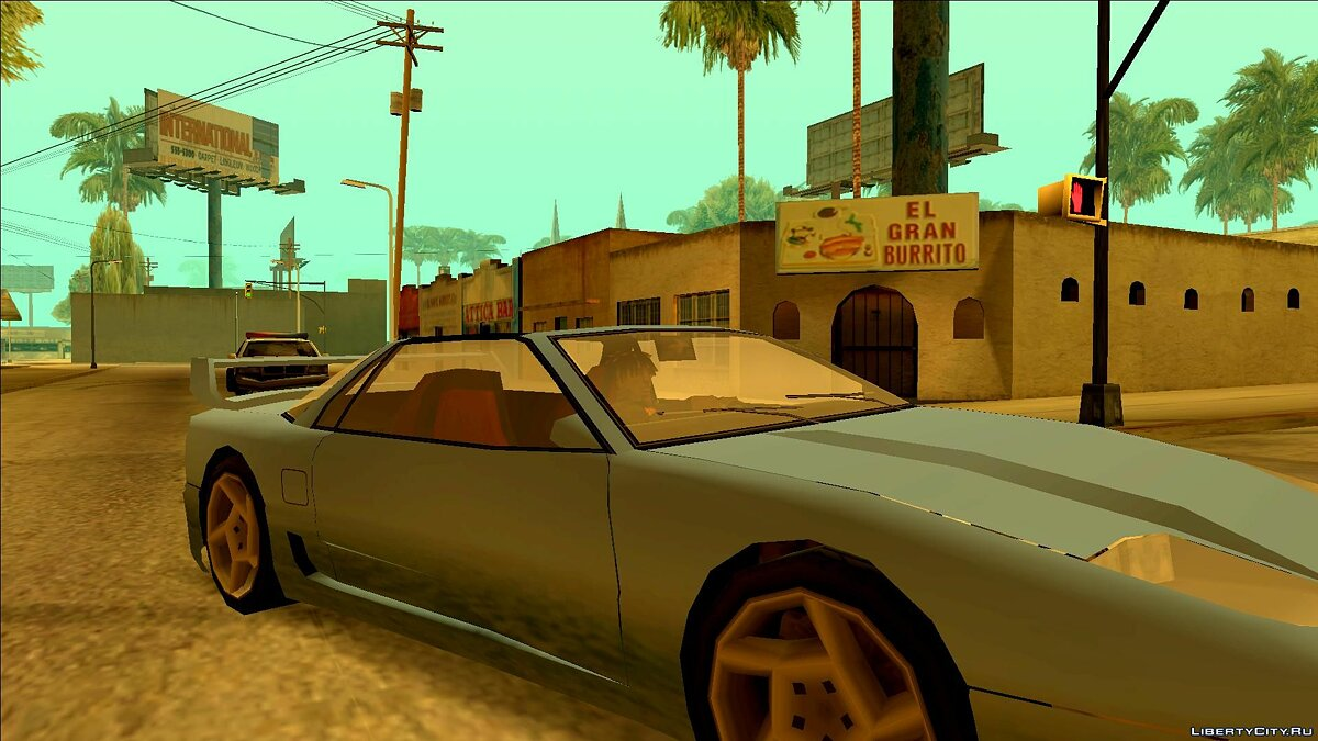 ASI плагин Atmosphere Colormod & Timecyc для GTA San Andreas