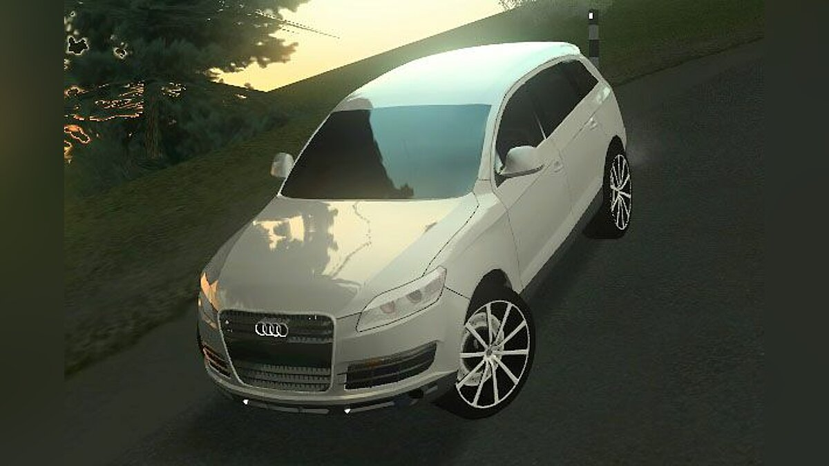Audi Q7 version 2 super для GTA San Andreas - Картинка #1