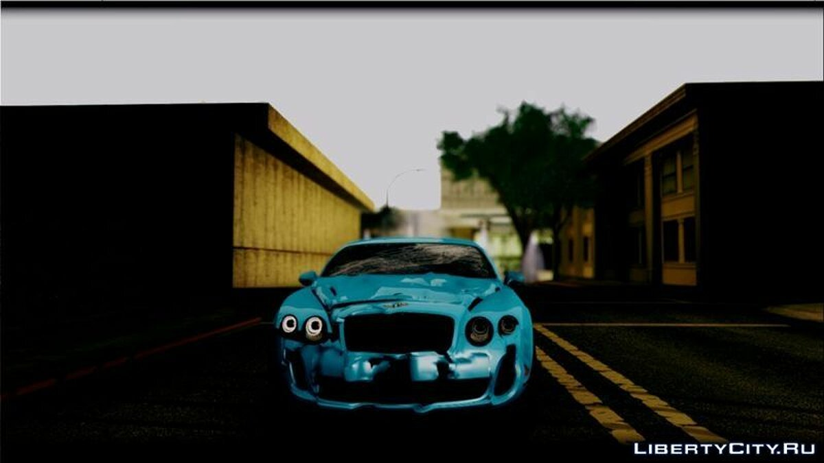 2010 Bentley Continental SuperSports для GTA San Andreas