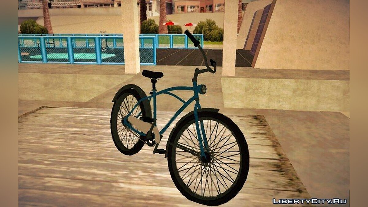 Велосипед GTA V Cruiser Bike для GTA San Andreas