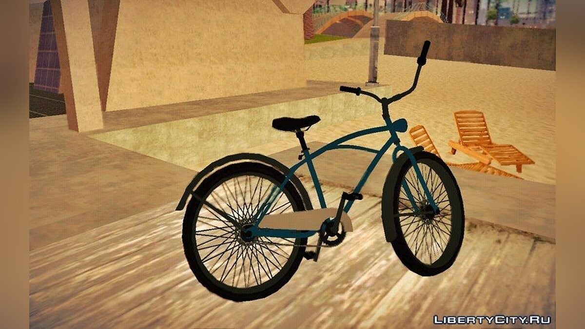 ��елосипед GTA V Cruiser Bike для GTA San Andreas