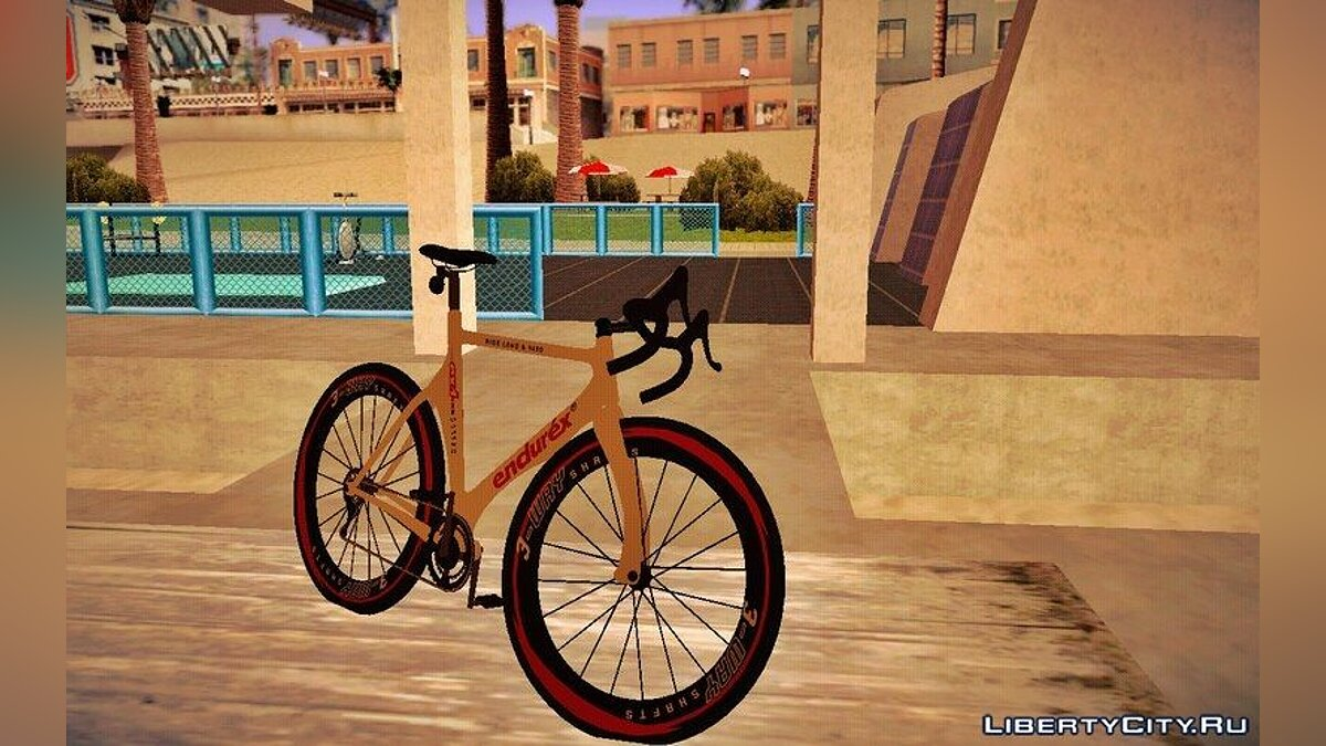��елосипед GTA V Endurex Race Bike для GTA San Andreas