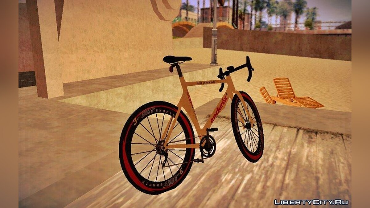 Велосипед GTA V Endurex Race Bike для GTA San Andreas