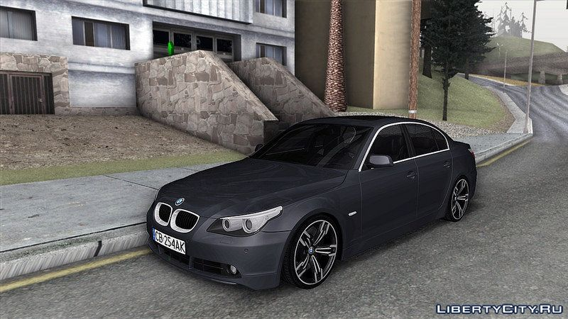 bmw 530d e60 gta san andreas. Black Bedroom Furniture Sets. Home Design Ideas