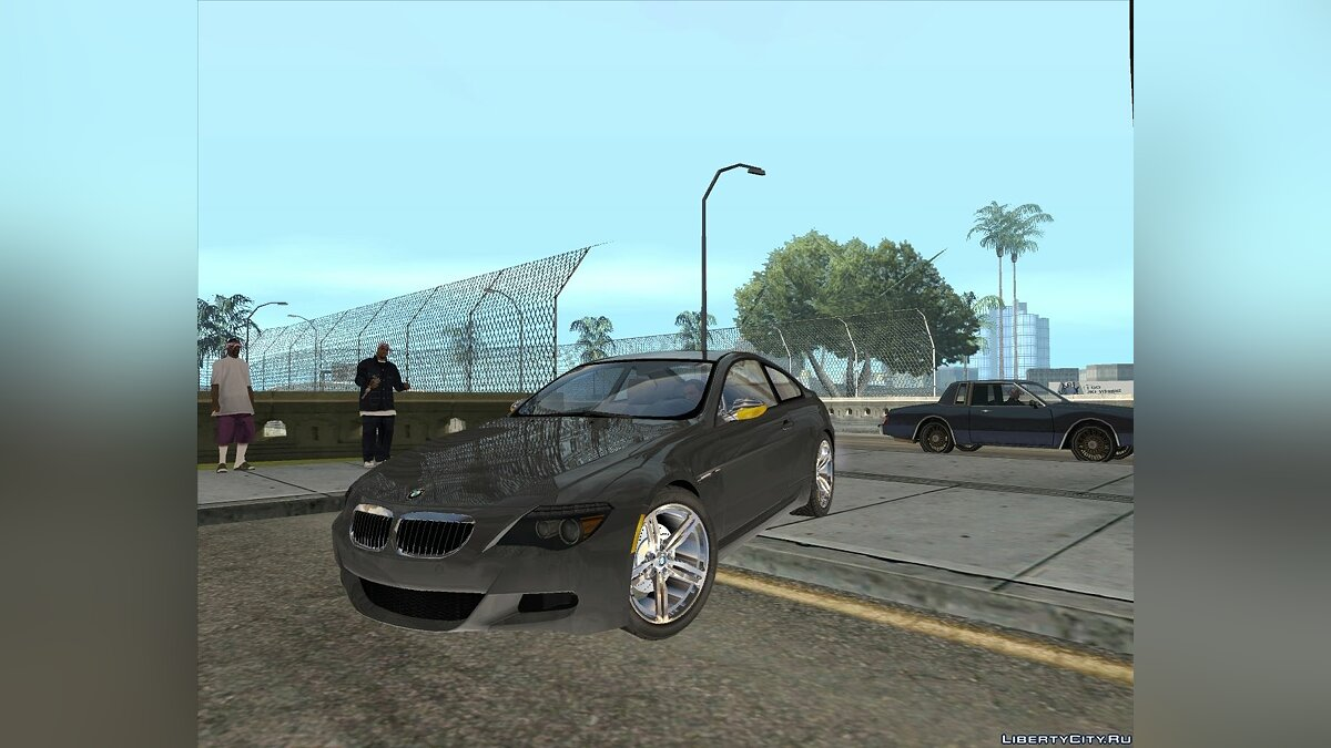 BMW M6 Coupe для GTA San Andreas