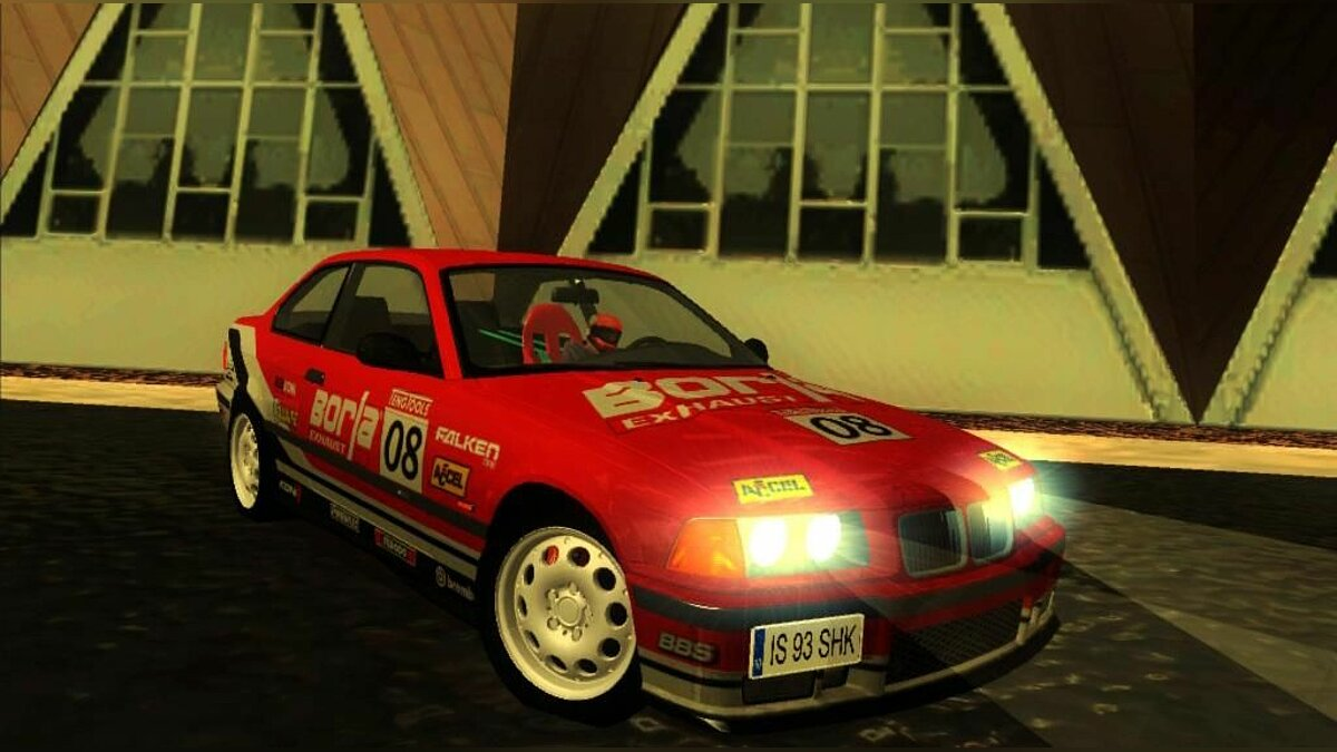 BMW M3 E36 Coupe для GTA San Andreas