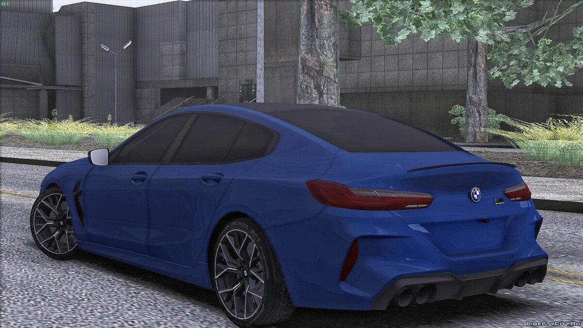 Машина BMW BMW M8 Competition 2020 GC для GTA San Andreas