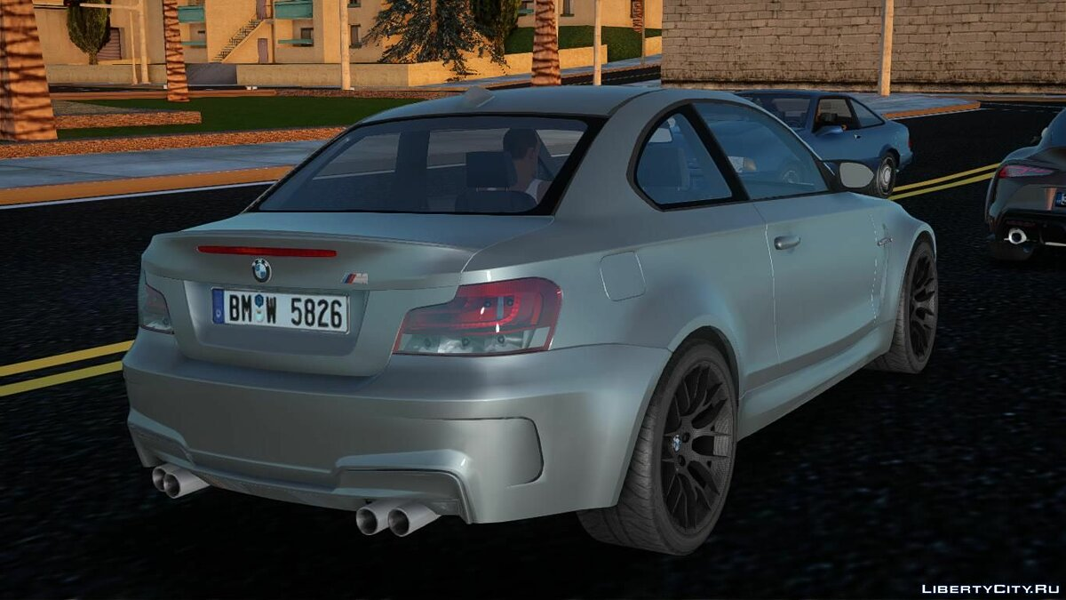 Машина BMW 2011 BMW 1 Series M Coupe для GTA San Andreas