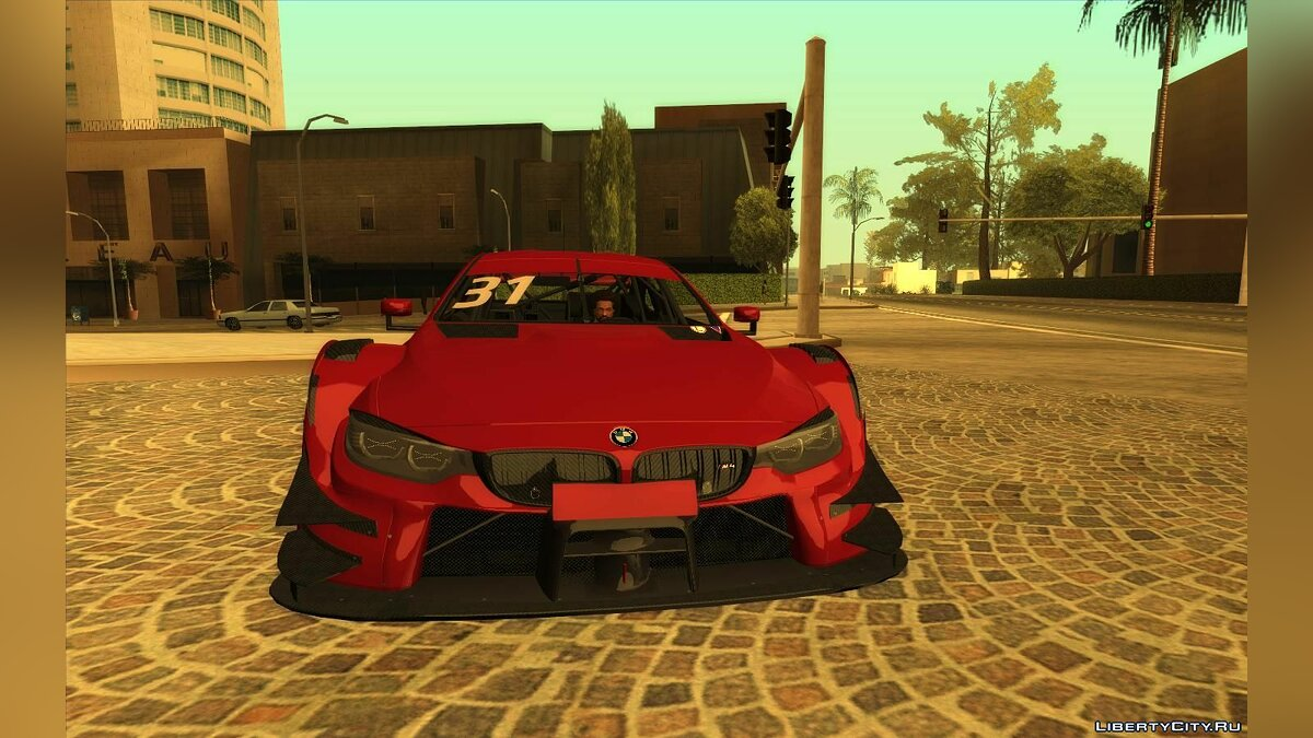 Машина BMW 2017 BMW M4 Driving Experience Racing для GTA San Andreas