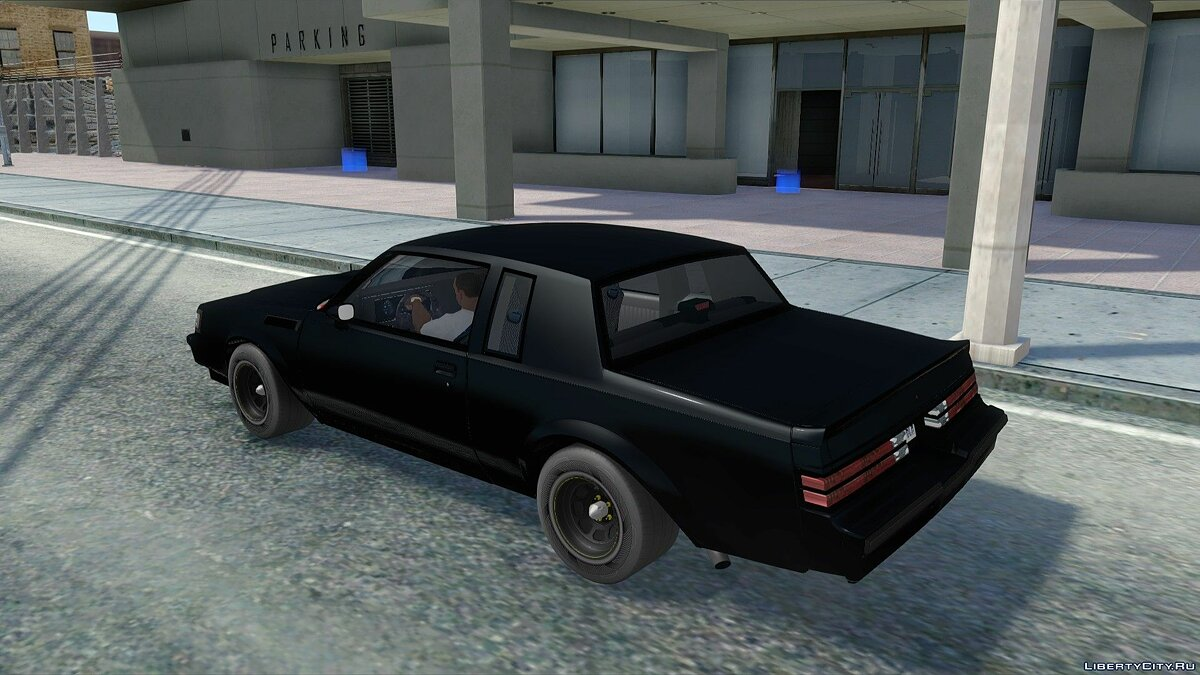 Машина Buick Buick Regal GNX TT Black Revel для GTA San Andreas