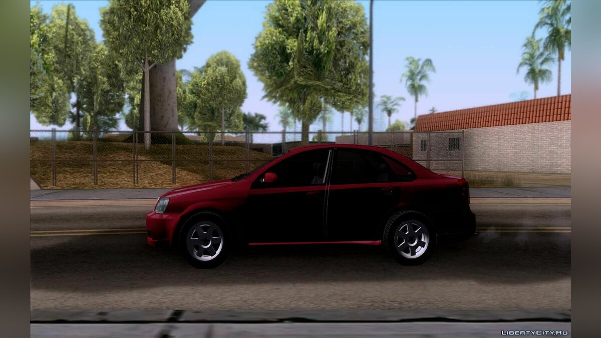 Машина Buick Buick Excelle для GTA San Andreas