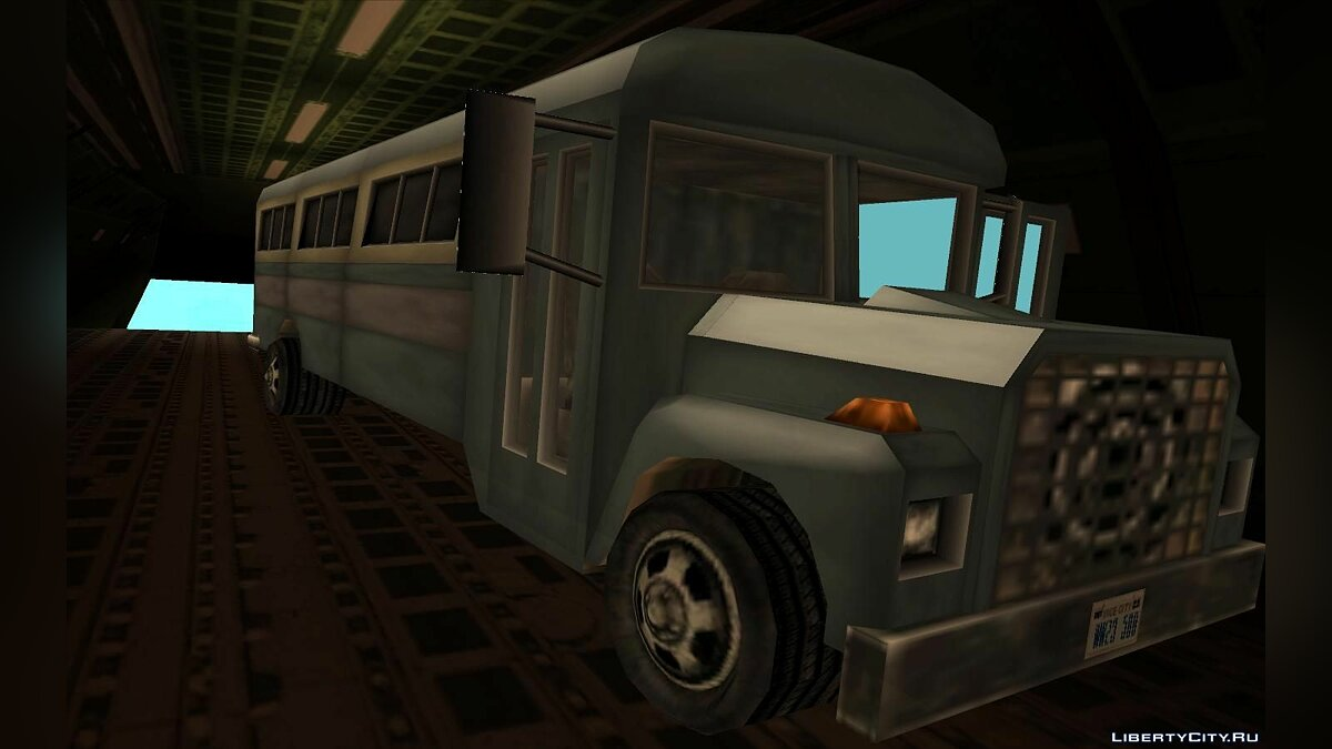 Bus from Vice City для GTA San Andreas