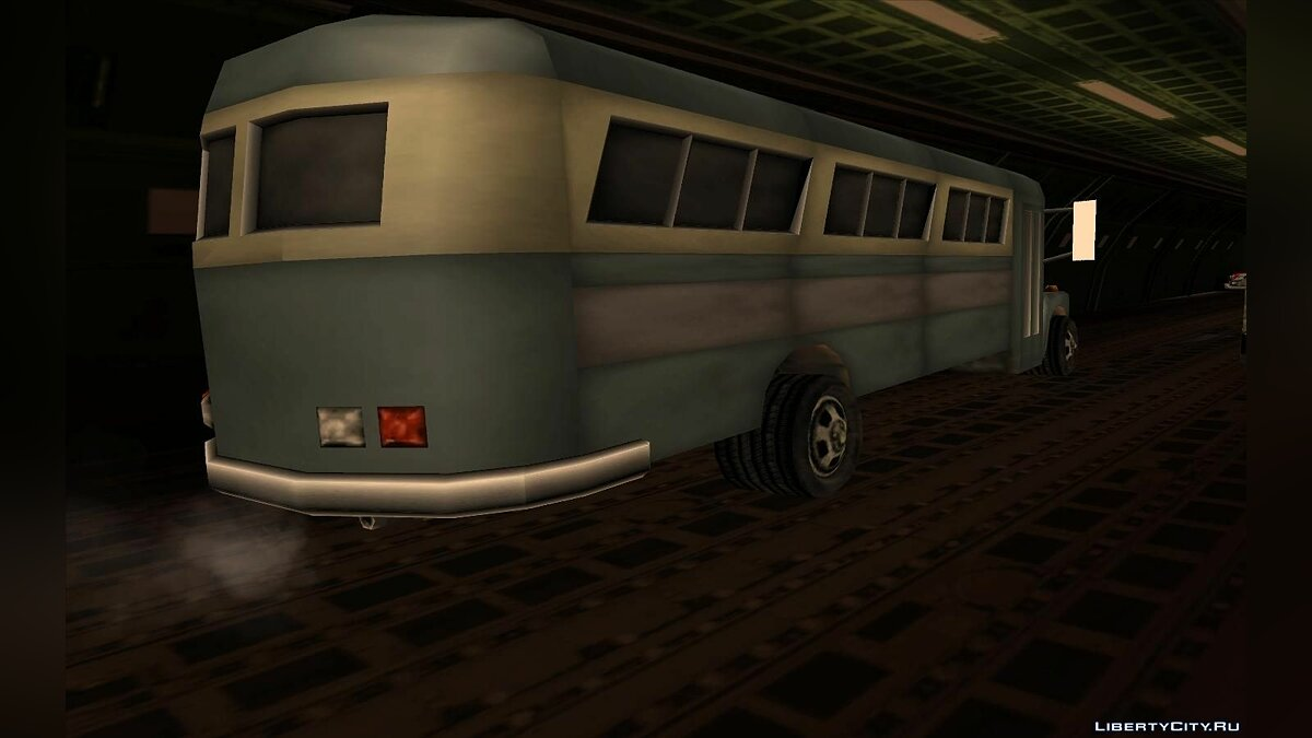 Bus from Vice City для GTA San Andreas - скриншот #4
