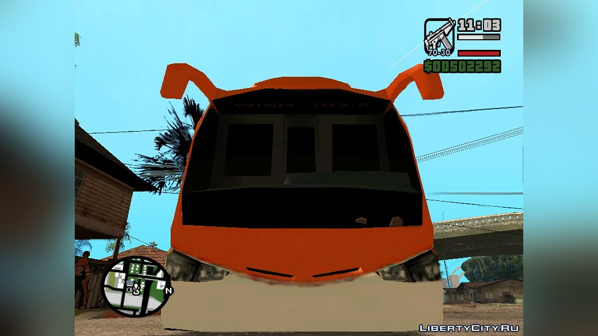 Wish Bus for PC/Android для GTA San Andreas - Картинка #2