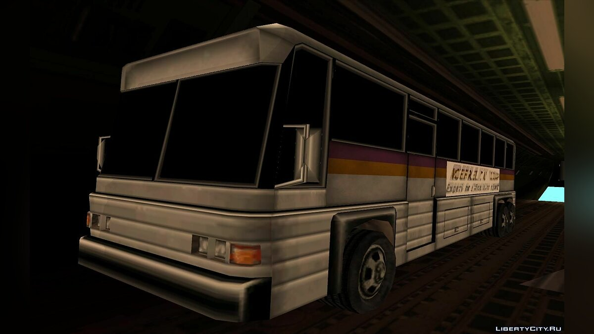 Coach from Vice City для GTA San Andreas