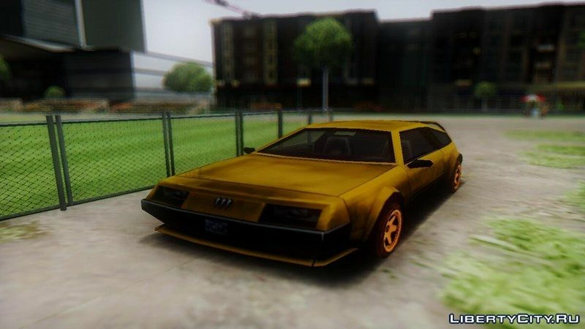 ��борник машин GTA Vice City cars for San Andreas для GTA San Andreas