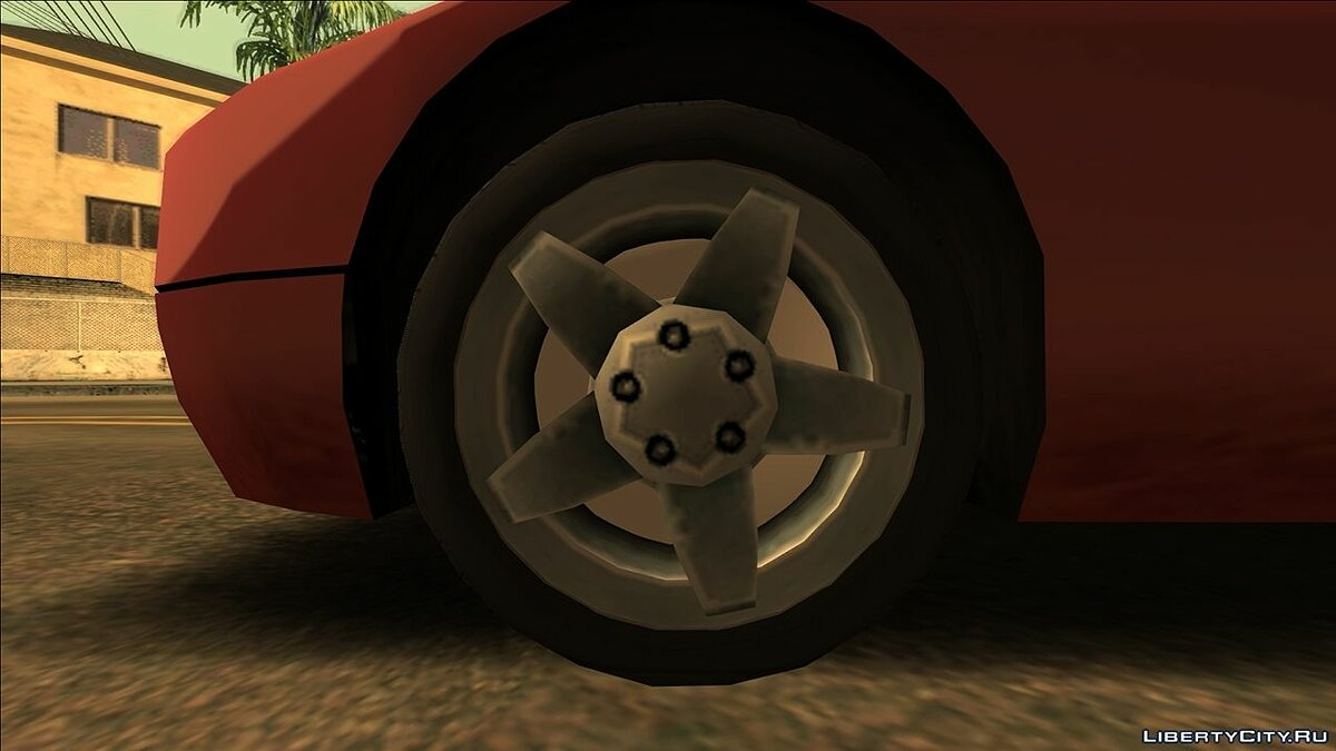 ��борник машин Improved SA Default Cars для GTA San Andreas