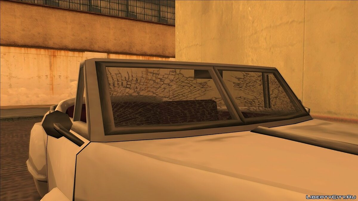 Сборник машин Improved SA Default Cars для GTA San Andreas