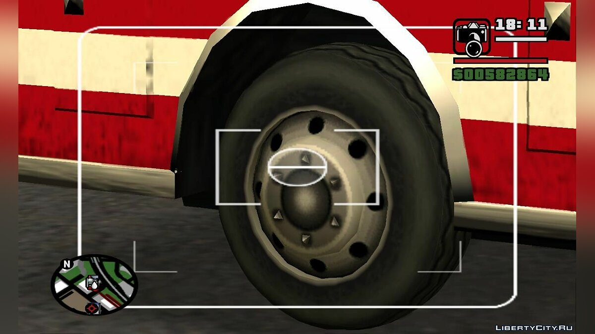 Wheels Fix Pack 1 для GTA San Andreas - скриншот #2