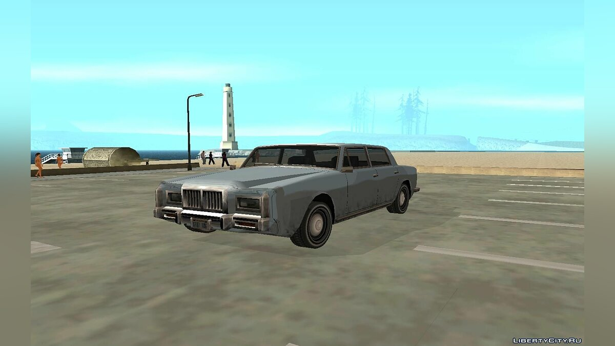 Сборник машин EStafford + full Official pack для GTA San Andreas