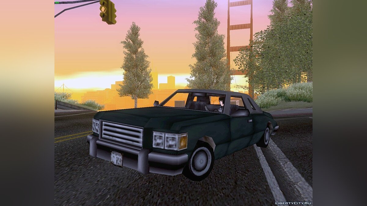 Car pack from GTAIII для GTA San Andreas