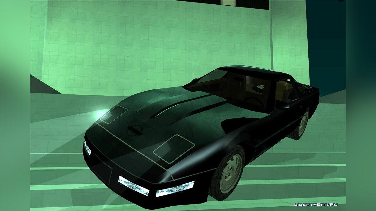 1991 Chevrolet Corvette C4 ZR-1 для GTA San Andreas