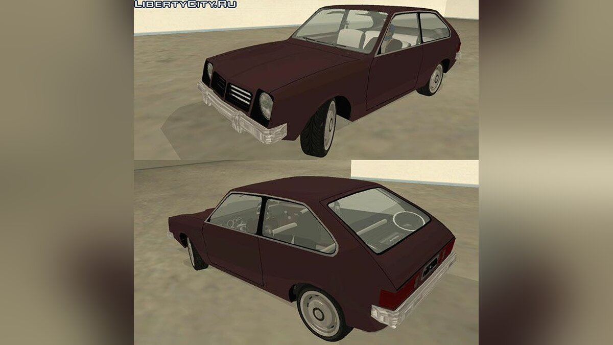 Chevrolet Chevette Hatch для GTA San Andreas