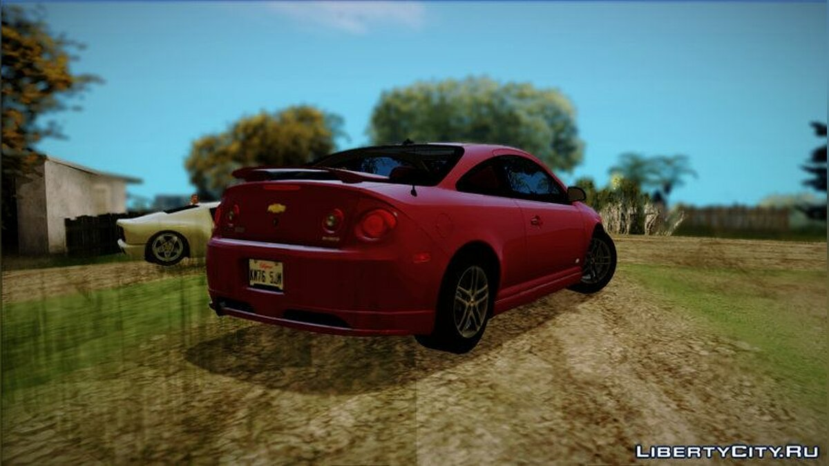 ��ашина Chevrolet Chevrolet Cobalt SS Turbocharged 2010 для GTA San Andreas