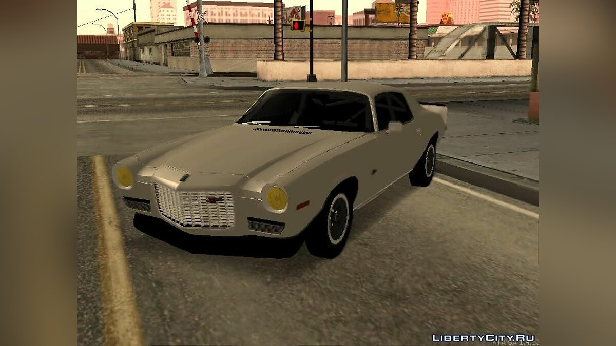 Chevrolet Camaro Z28 1970 Tunable для GTA San Andreas - скриншот #5