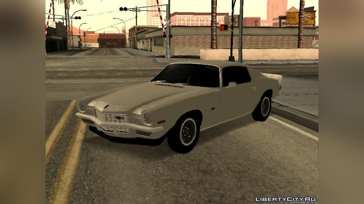 Chevrolet Camaro Z28 1970 Tunable для GTA San Andreas - скриншот #6