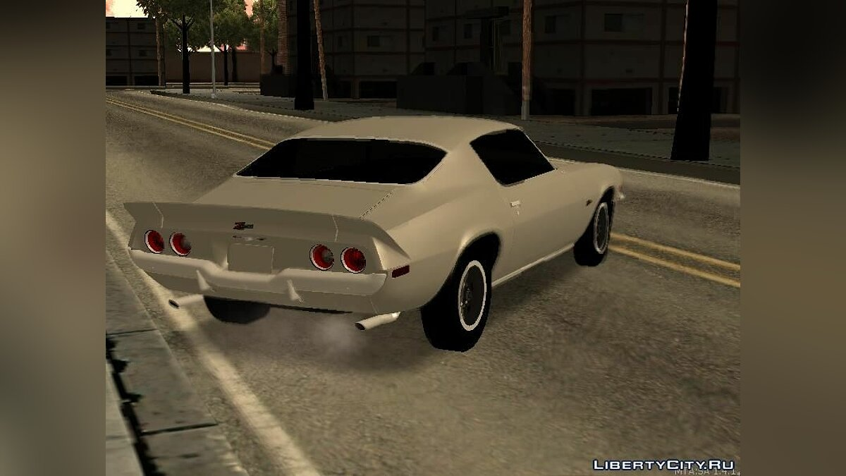 Chevrolet Camaro Z28 1970 Tunable для GTA San Andreas