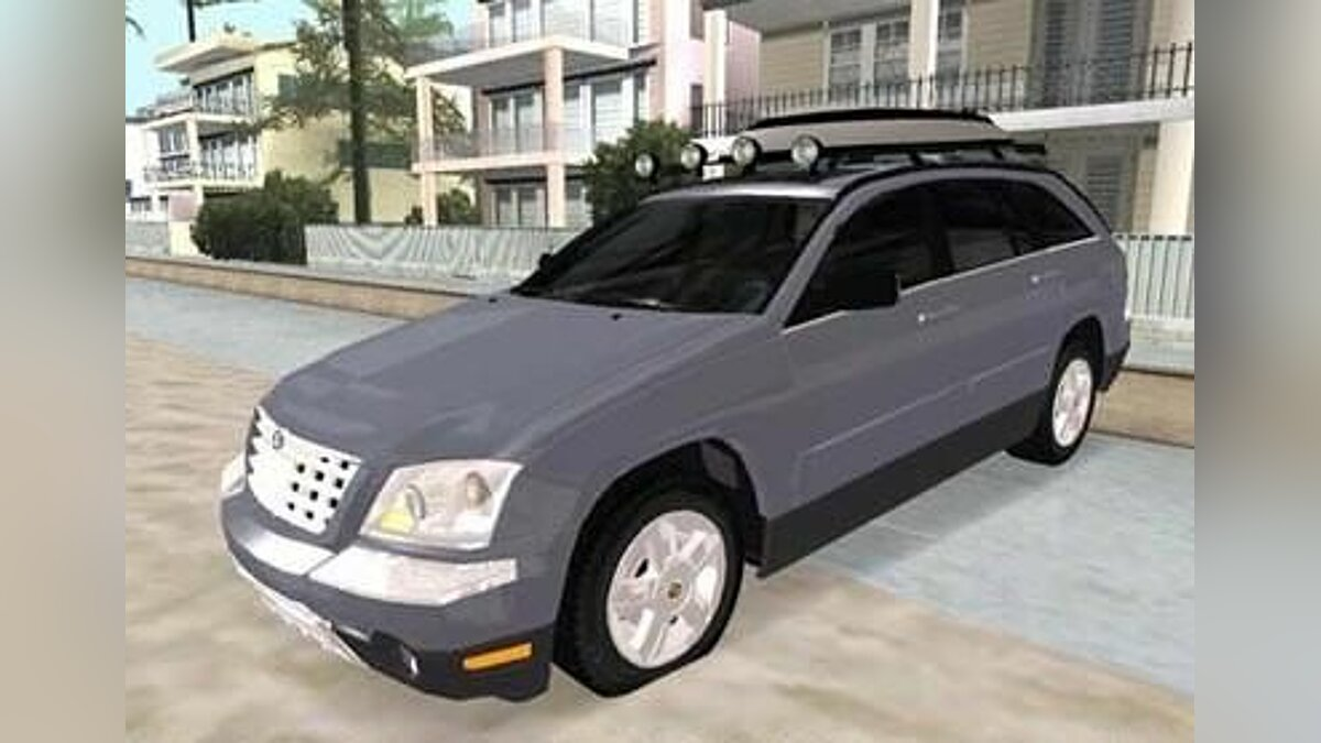 Chrysler Pacifica для GTA San Andreas