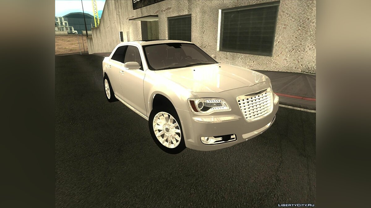 Chrysler 300 Limited 2013 для GTA San Andreas - скриншот #3