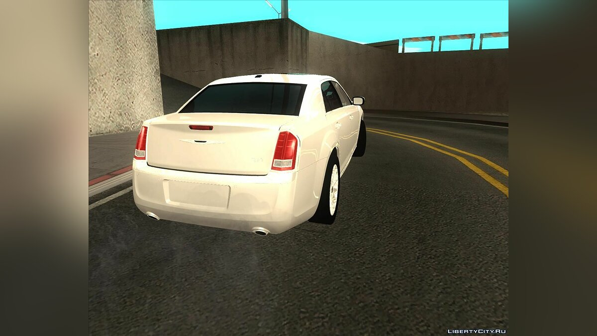 Chrysler 300 Limited 2013 для GTA San Andreas - скриншот #2