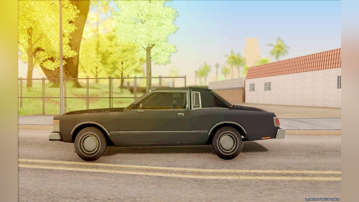Chrysler Le Baron 1978 для GTA San Andreas - скриншот #4