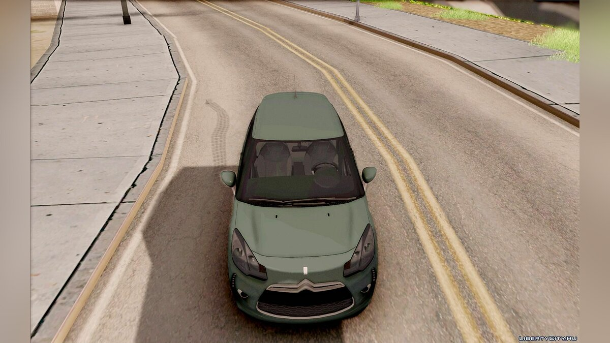 ��ашина Citroën Citroen DS3 2010 для GTA San Andreas