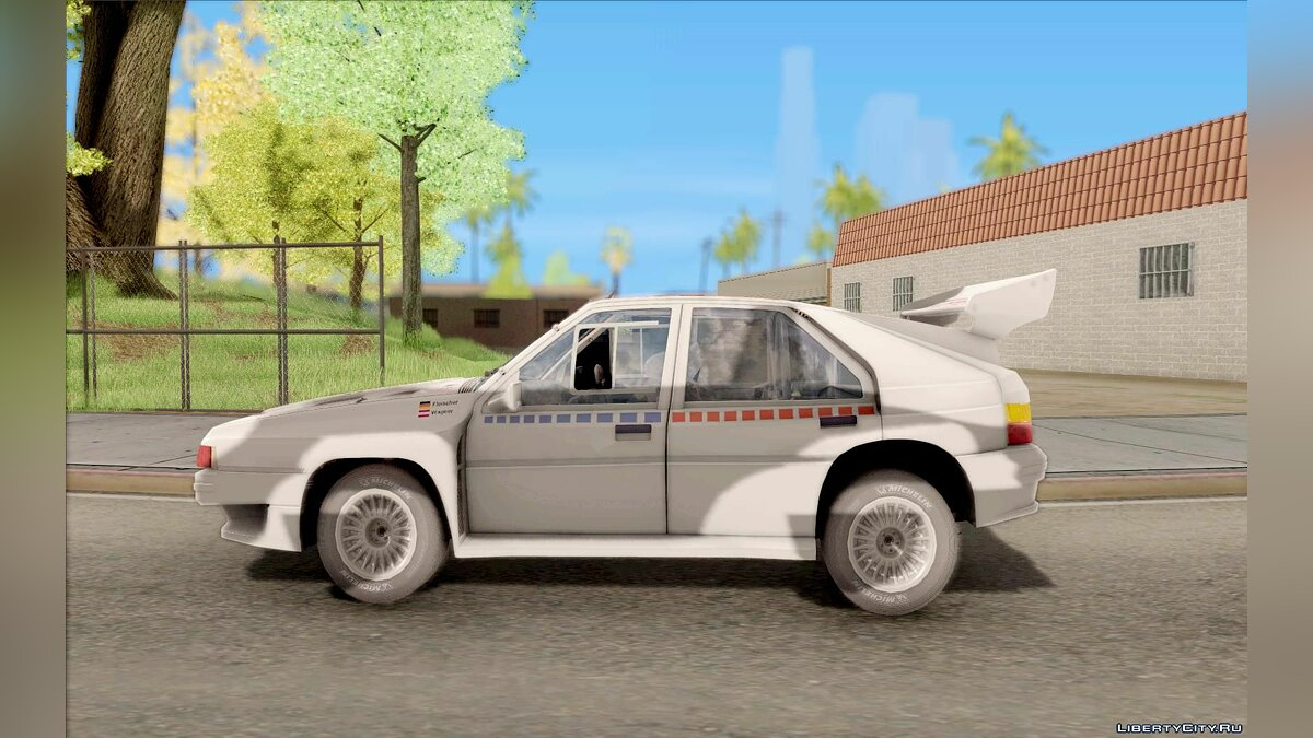 ��ашина Citroën Citroen BX 4TC для GTA San Andreas
