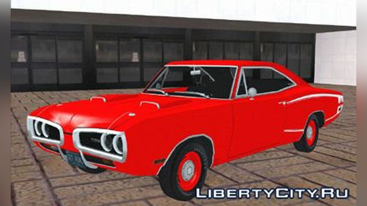 Dodge Coronet Super Bee '70 для GTA San Andreas - Картинка #1