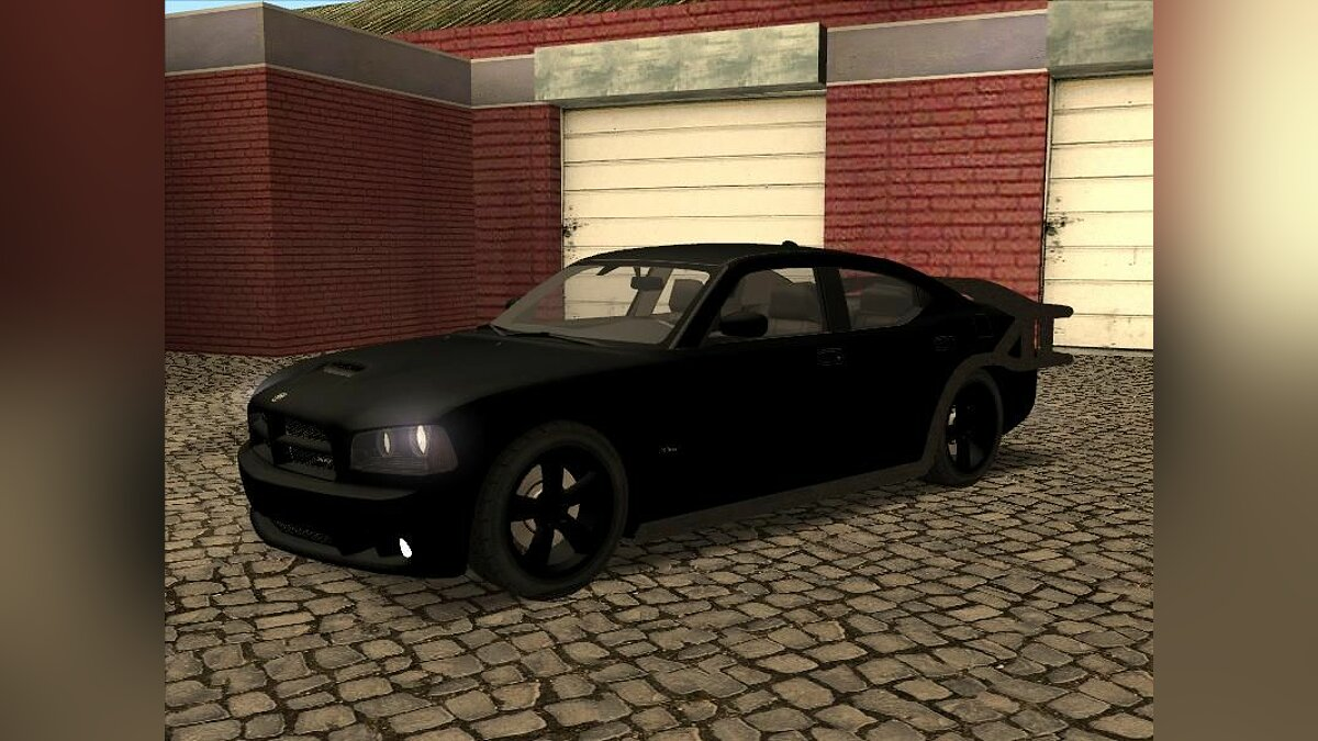 Dodge Charger Fast Five для GTA San Andreas