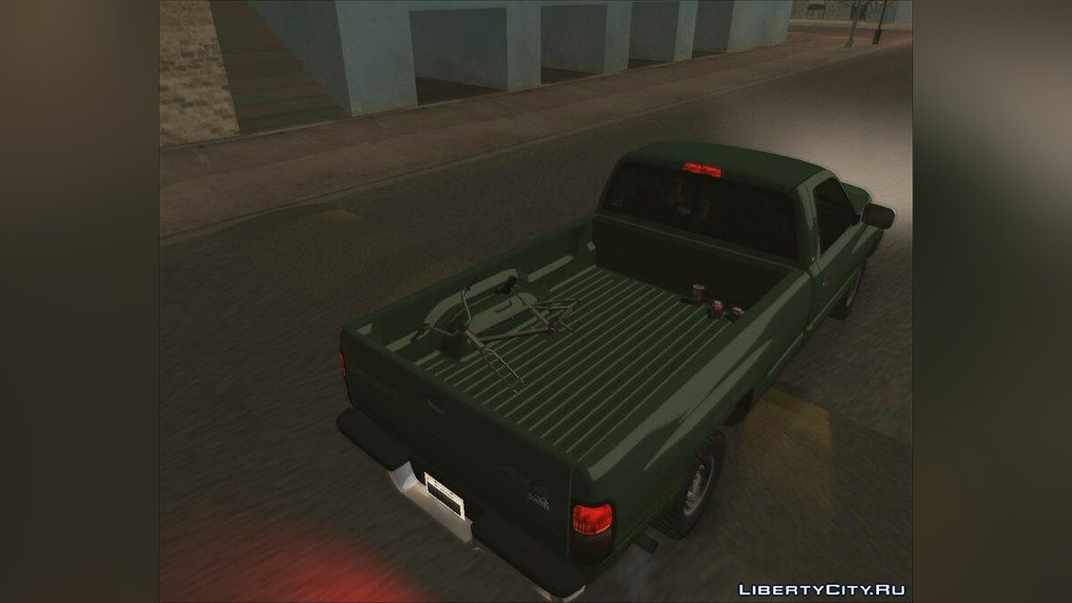 Машина Dodge Dodge Ram 2500 1994 - Improved для GTA San Andreas