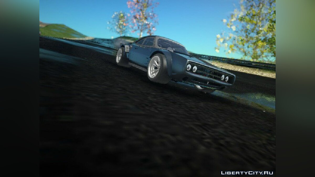 Машина Dodge Dodge Ice Charger R/T '70 для GTA San Andreas