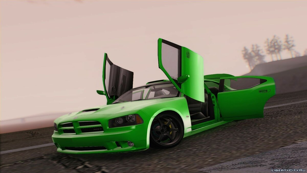 Dodge Charger SuperBee для GTA San Andreas - скриншот #3